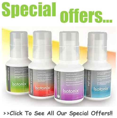 Isotonix Advanced Nutraceuticals by Market America